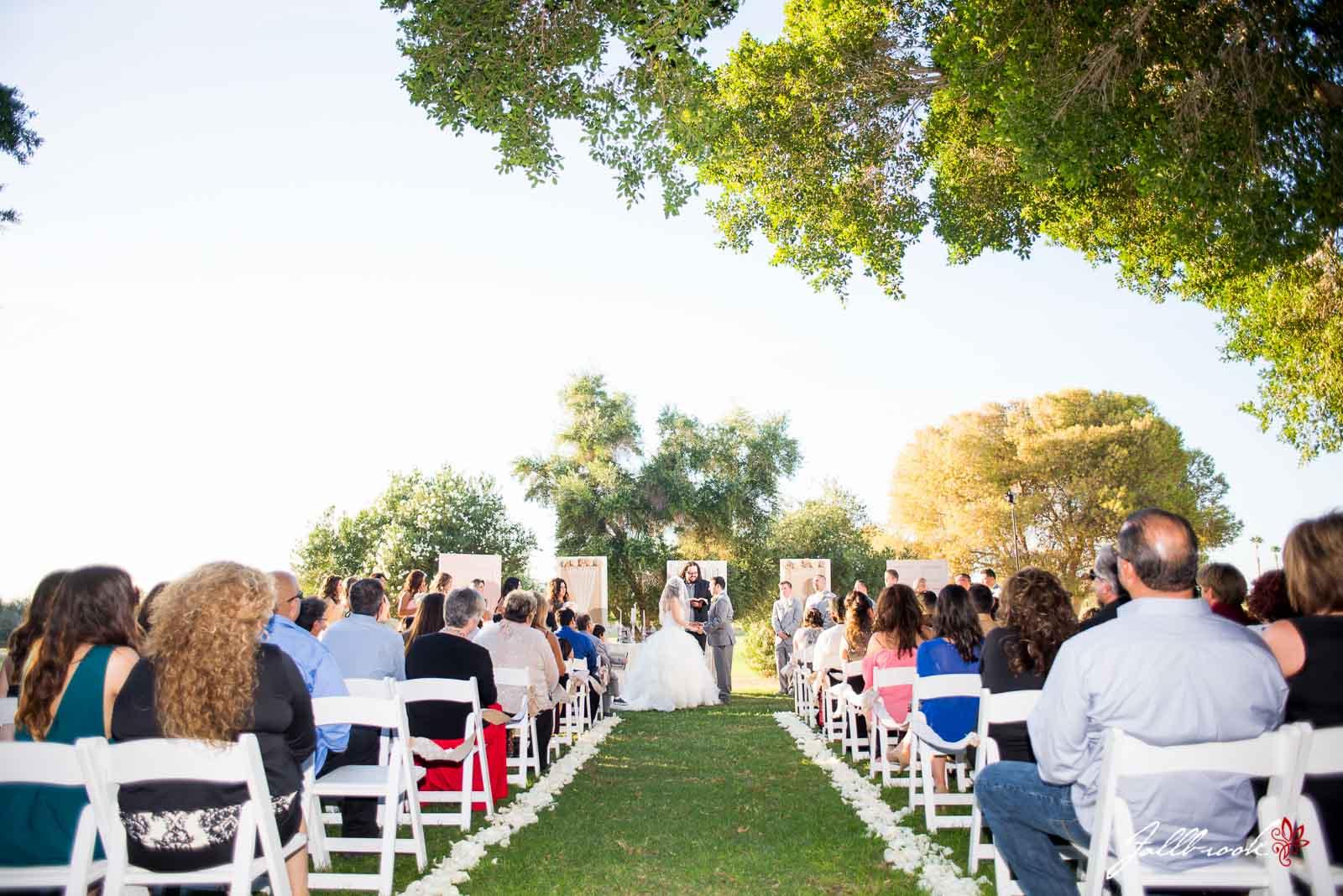 Wedding Of Brittney And William In Yuma Arizona